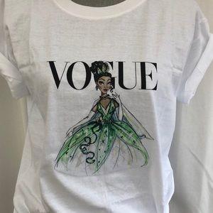 Vogue Princess T-shirt 100% cotton M/L